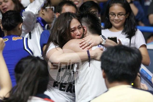 SJ Belangel turns emotional as Ateneo junior career ends on a high note