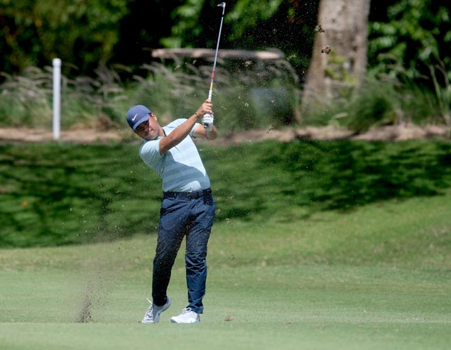 Tabuena slips to second in PH Open behind Meesawat after two-shot penalty