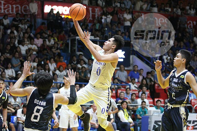 Ateneo high school star SJ Belangel commits to suit up for Blue Eagles