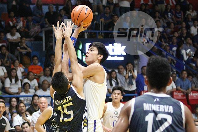 Kai Sotto hits go-ahead putback as Ateneo turns back NU to regain UAAP juniors title