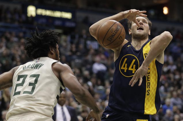 Pacers nip Bucks to erase bitter taste of back-to-back defeats to lowly Hawks, Mavs