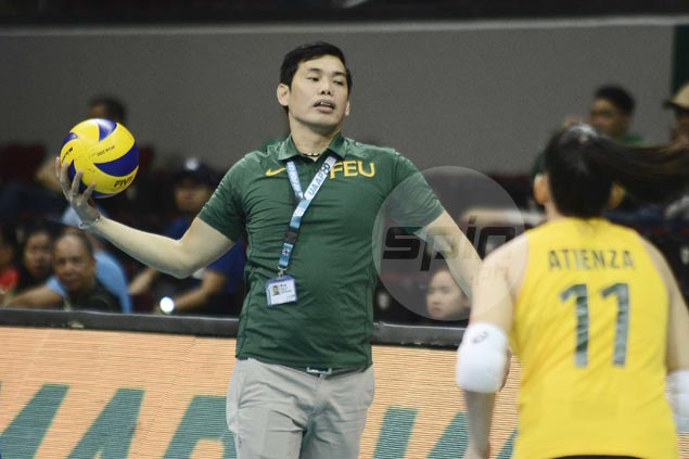George Pascua says Lady Tams will move further up table if they continue efficientplay