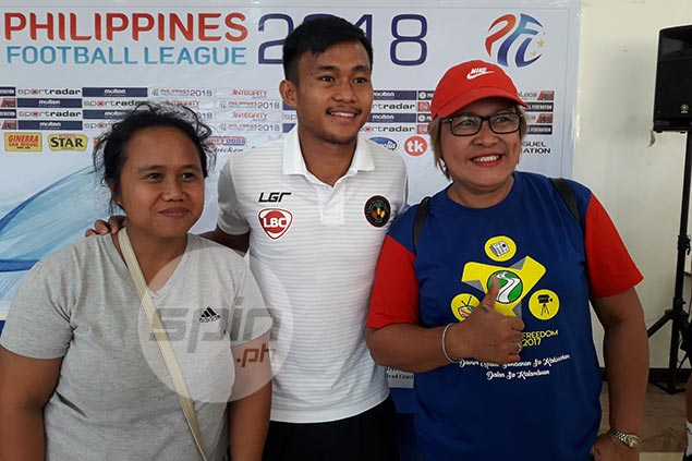All eyes on local boy Eric Giganto as Kaya Iloilo looks to spoil Davao Aguilas home debut in PFL
