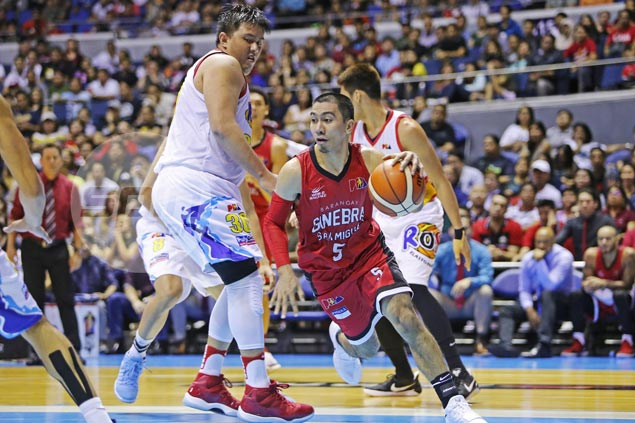 'PBA Ironman' LA Tenorio ends up playing over 56 minutes in triple-OT thriller