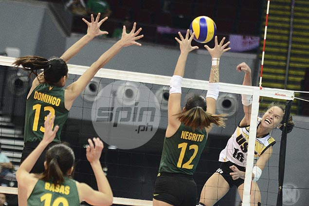 FEU coach George Pascua thrilled to see Lady Tams defense limit UAAP top scorer Rondina