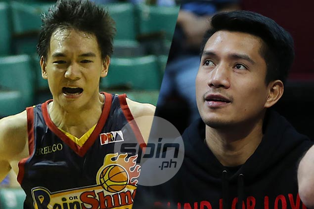 James Yap out for rest of PH Cup, Chris Tiu in for ROS in quarterfinals series vs Ginebra