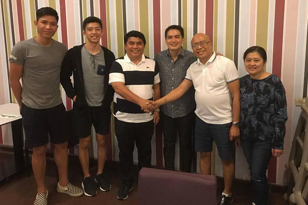 Cesafi Jrs stars Jed Colonia, Christian Manaytay set to join Adamson Falcons