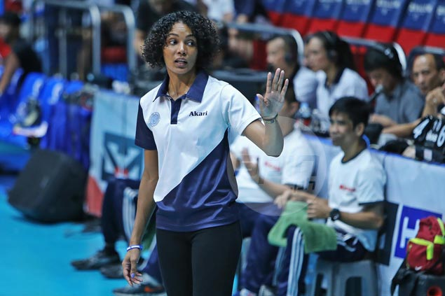 'Embarrassed' coach Padda lashes out at Lady Falcons: 'It was like they wanted UE to win'