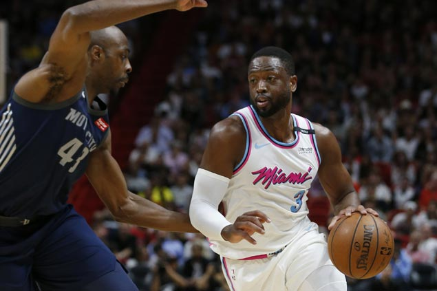 Heat move four games clear of Pistons in chase for No. 8 spot in East