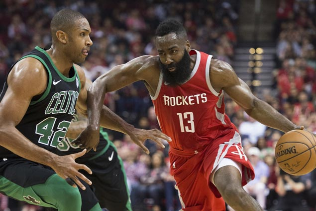 Rockets outlast Celtics to stretch win streak to season-high 15