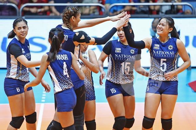 Jaja confident NU will keep top spot in second round 'Hindi ko nakikita 'yung team ko na pababa'