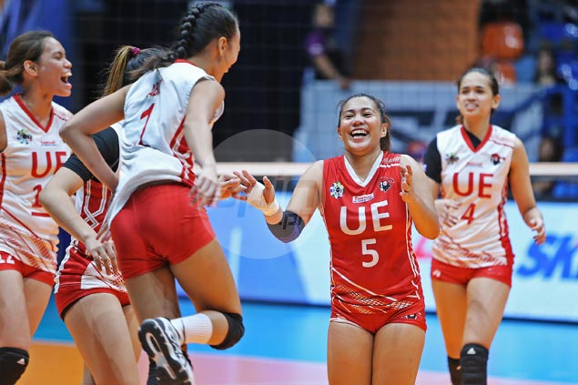 Kath Arado earns UAAP Player of the Week honor for key role in UE resurgence