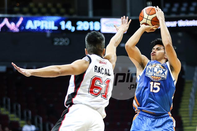 Kiefer Ravena keeps focus after gratifying win, braces for 'more intense' Game Two