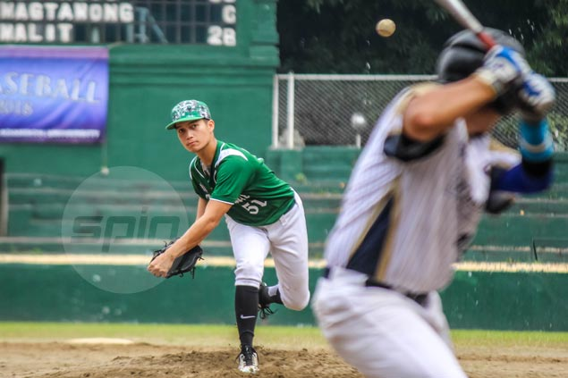 Archers, Falcons arrange UAAP baseball title series