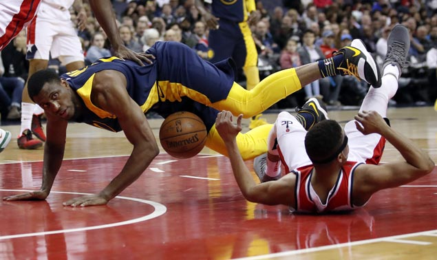 Pacers score big win to overtake Wizards by a half-game in crowded Eastern Conference