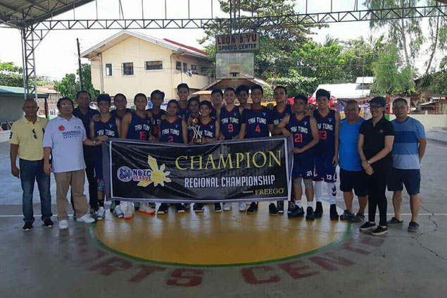 Bacolod Tay Tung rips Dona Monserrat Lopez Memorial to rule NBTC Negros Occidental Regionals