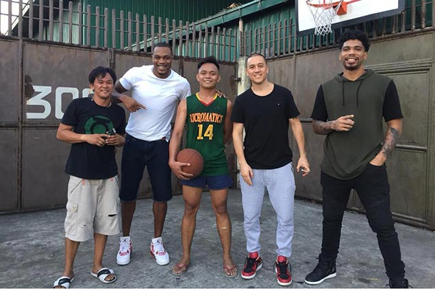 Ginebra fan Ryce Canete Aguirre thrilled with dream game vs Justin Brownlee