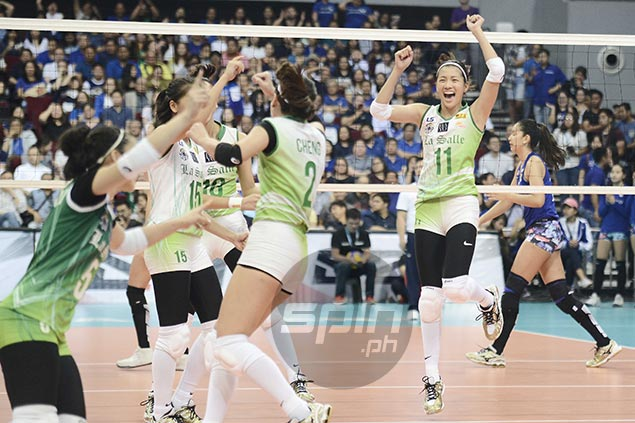 Kim Dy earns UAAP Player of the Week nod for breakout game in La Salle win vs Ateneo