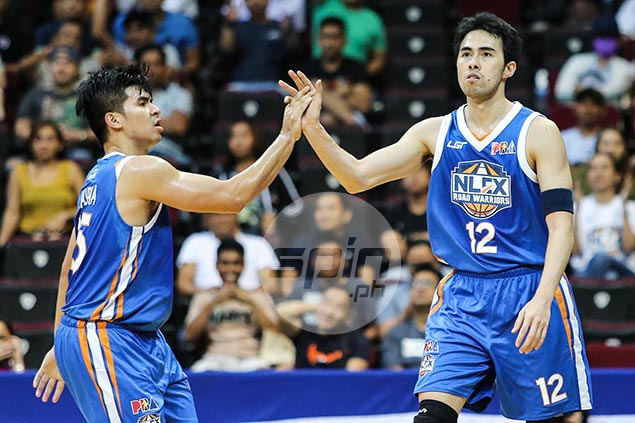 Larry Fonacier quick to deflect credit for NLEX win to 'special player' Kiefer Ravena