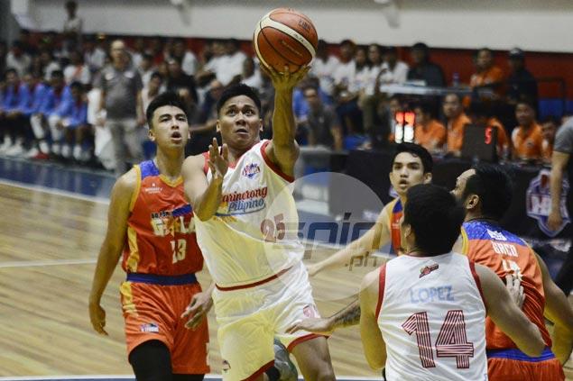 Marinerong Pilipino nips Go for Gold, spoils Jerwin Gaco's big game