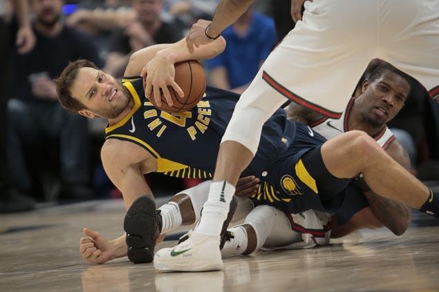 Scoring surge continues for Bojan Bogdanovic as Pacers edge Bucks