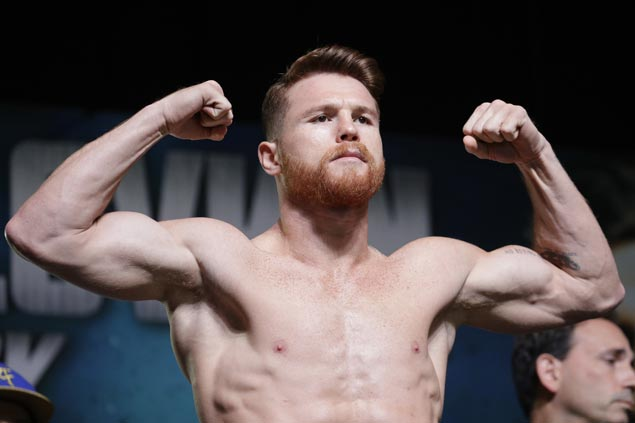 Canelo Alvarez fails drug test but Gennady Golovkin's camp wants fight to go on