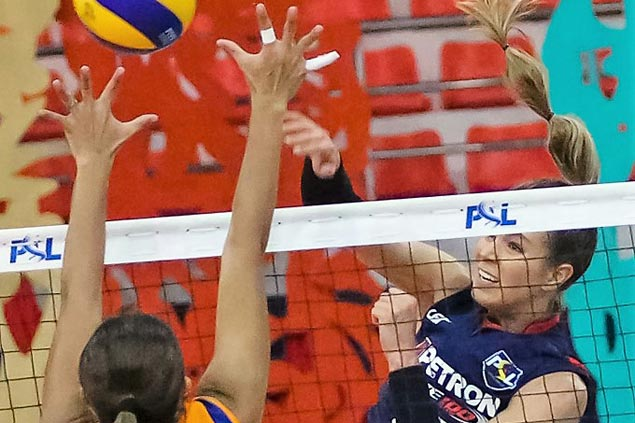 Petron extends unbeaten run to five and keeps Generika winless
