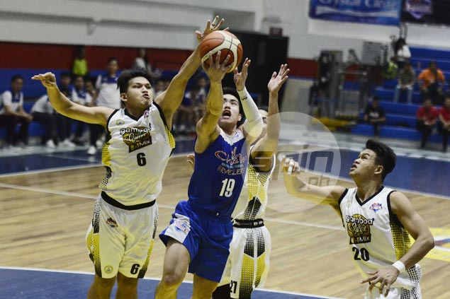 Chelu San Sebastian edges Gamboa St. Clare for fourth straight win in Aspirants Cup