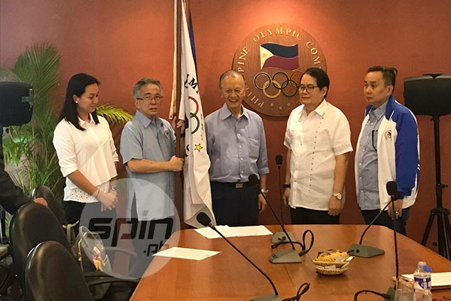 Former POC presidents Peping Cojuangco, Dayrit appointed to new positions by Vargas