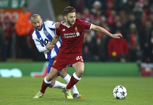 Liverpool in Champions League last eight for the first time in nine years after disposing of Porto