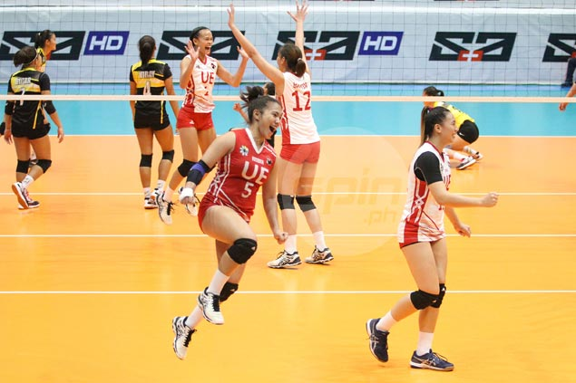 Kath Arado confident UE Lady Warriors ready to shed 'losers' tag