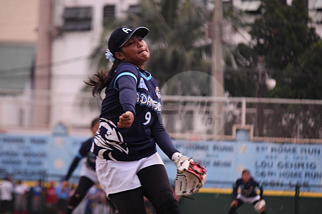 Twice-to-beat Adamson, UST eye quick wins as UAAP softball semifinals get under way