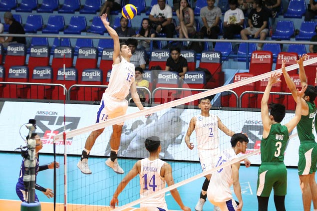 PH volleyball star Marck Espejo to suit up for Oita Miyoshi Weisse Adler in Japan league