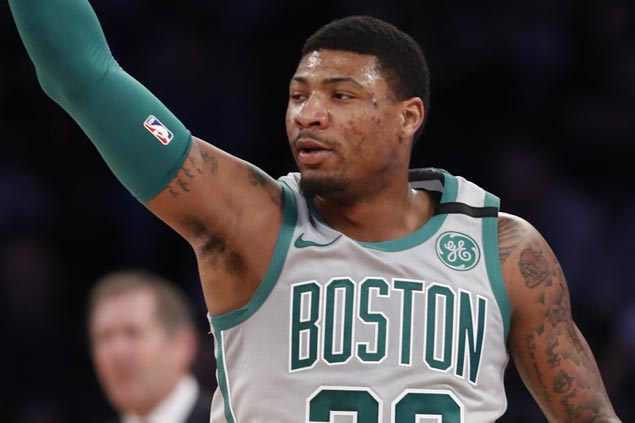 Marcus Smart fined $15,000 for publicly criticizing game officiating