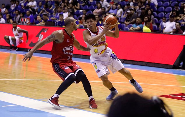 Garcia believes youngsters Daquioag, Nambatac bound to make ROS better in long run