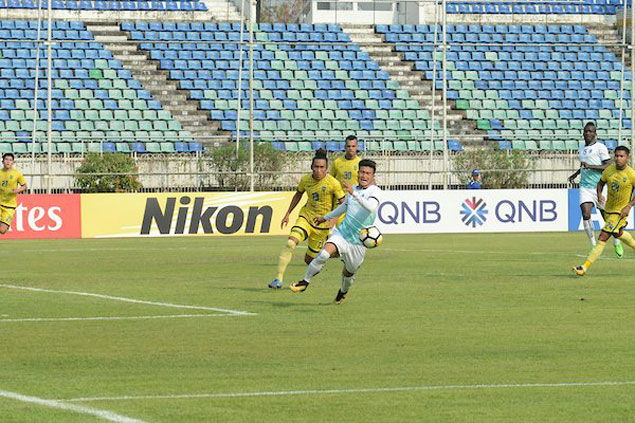 Global Cebu suffers another letdown after sorry loss vs Yangon United in AFC Cup