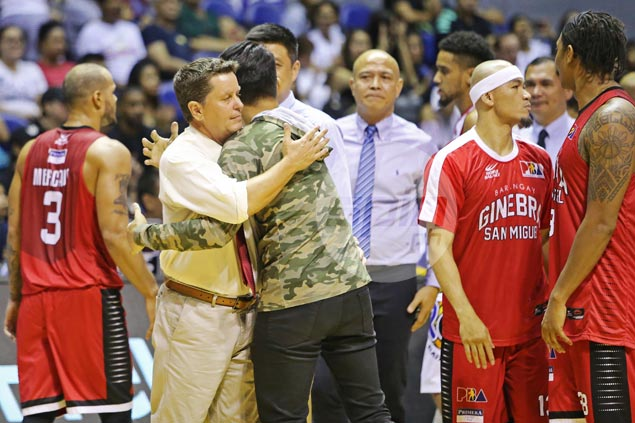 Ginebra needs a healthy Slaughter as equalizer against 'monster' SMB, says Cone