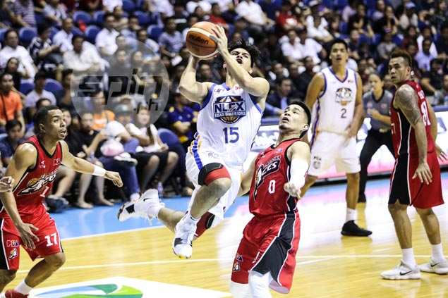 NLEX reaches PBA semifinals for first time after completing sweep of Alaska