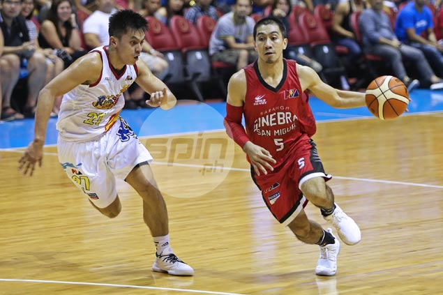 LA Tenorio admits payback a motivation in rematch vs San Miguel