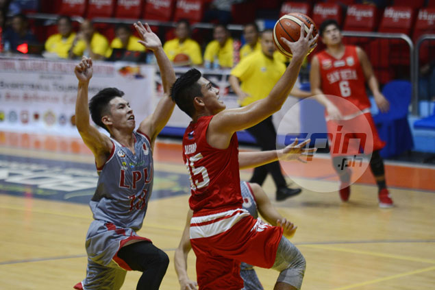 Former Batang Gilas member Peter Alfaro commits to play for San Beda Red Lions
