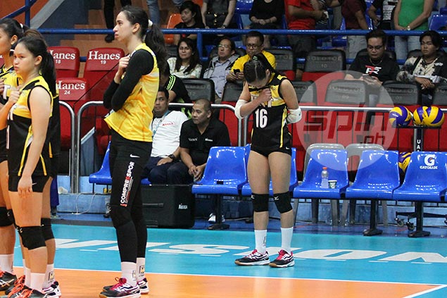 UST star Sisi Rondina beaten but unbowed, vows to bounce back strong from tough loss to UE