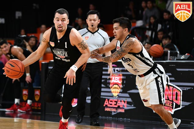 Chong Son Kung Fu victory over Mono Vampire gives Alab provisional second spot in ABL