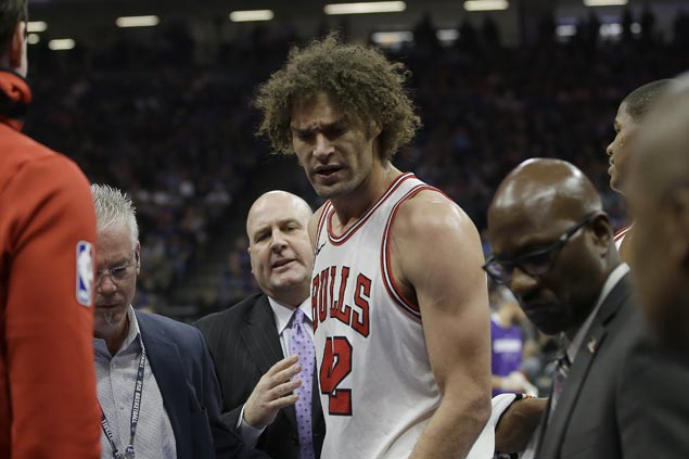 Bulls start playing Lopez, Holiday again after reminder from NBA about player rest, tanking