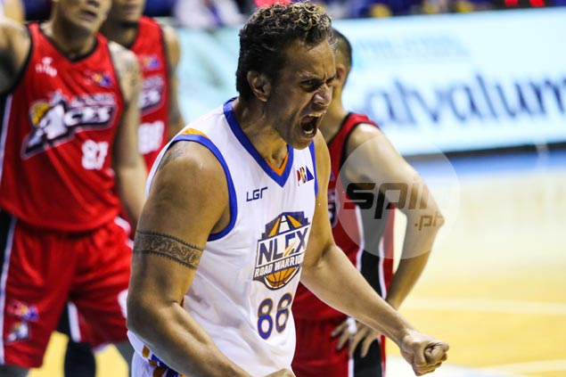Asi Taulava full of praise for 'finisher' Kiefer Ravena as NLEX breaks new ground