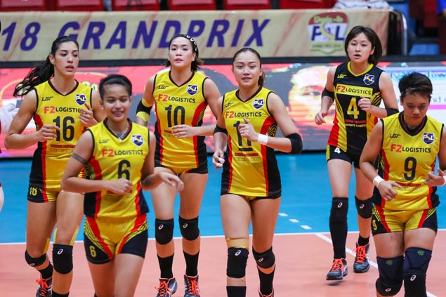 F2 Logistics sweep Foton to secure top spot in Super Liga GP quarterfinals