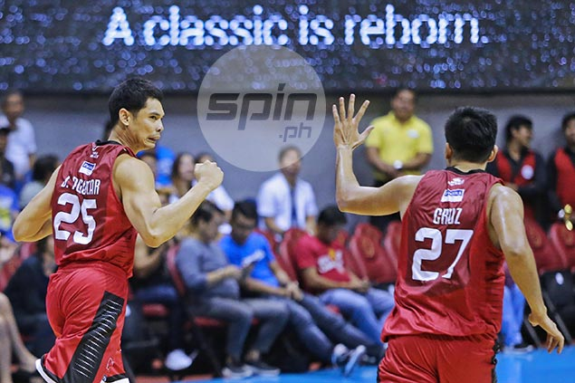 Aguilar says Ginebra frontline ready to step up with Slaughter uncertain for semis opener