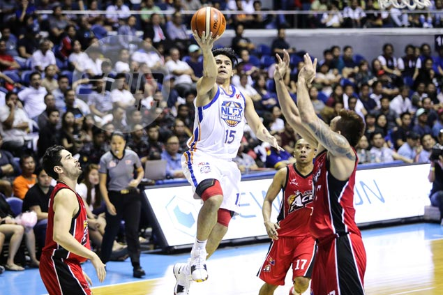 Kiefer Ravena assures NLEX far from satisfied after historic run to PBA semis