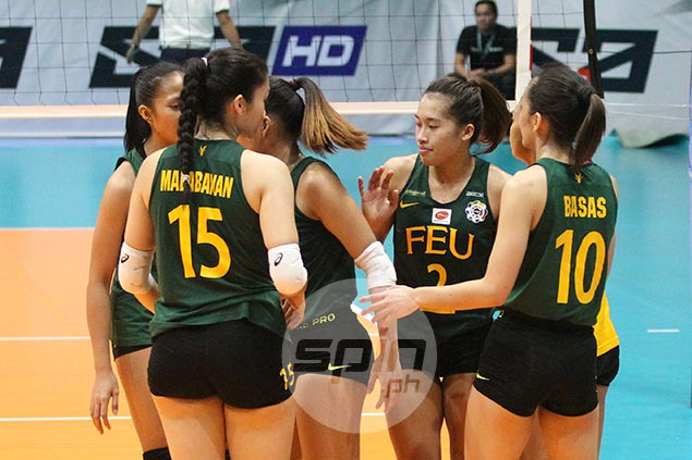 Pons hopes to atone for sub-par game vs Ateneo as FEU looks to bounce back against UST