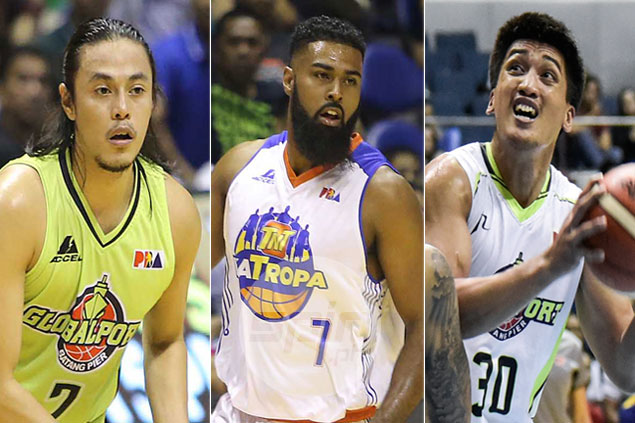 TNT, GlobalPort eyeing revised deal after Romeo-Tautuaa trade rejected by PBA