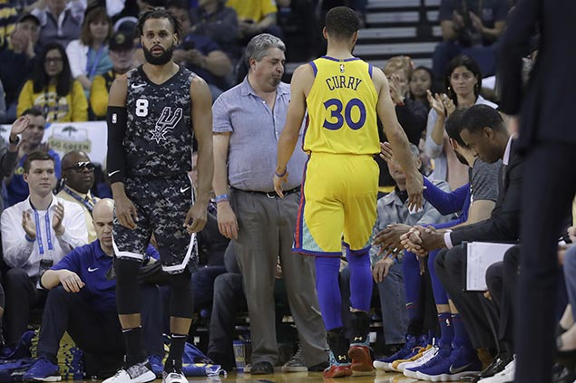 Curry out vs Blazers as Kerr puts focus on Warriors health, not chase for top seed